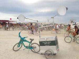 Photo Cart. Photo Credit Wayne Stadler